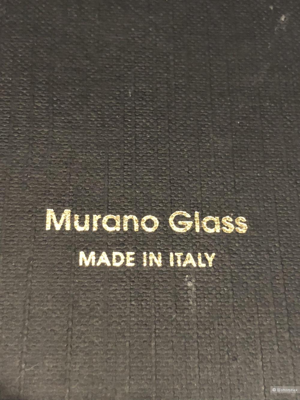 Подвеска «Бабочка» Murano Glass (Италия)