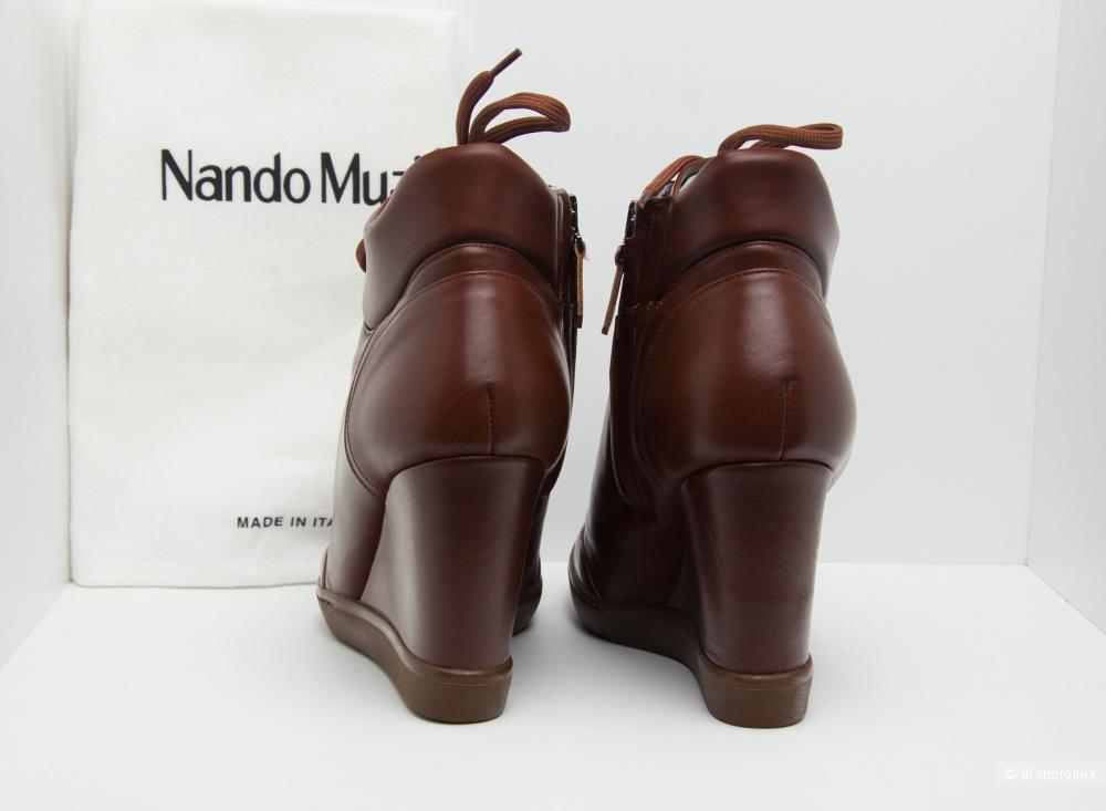 Ботинки Nando Muzi р-р 37,5/38