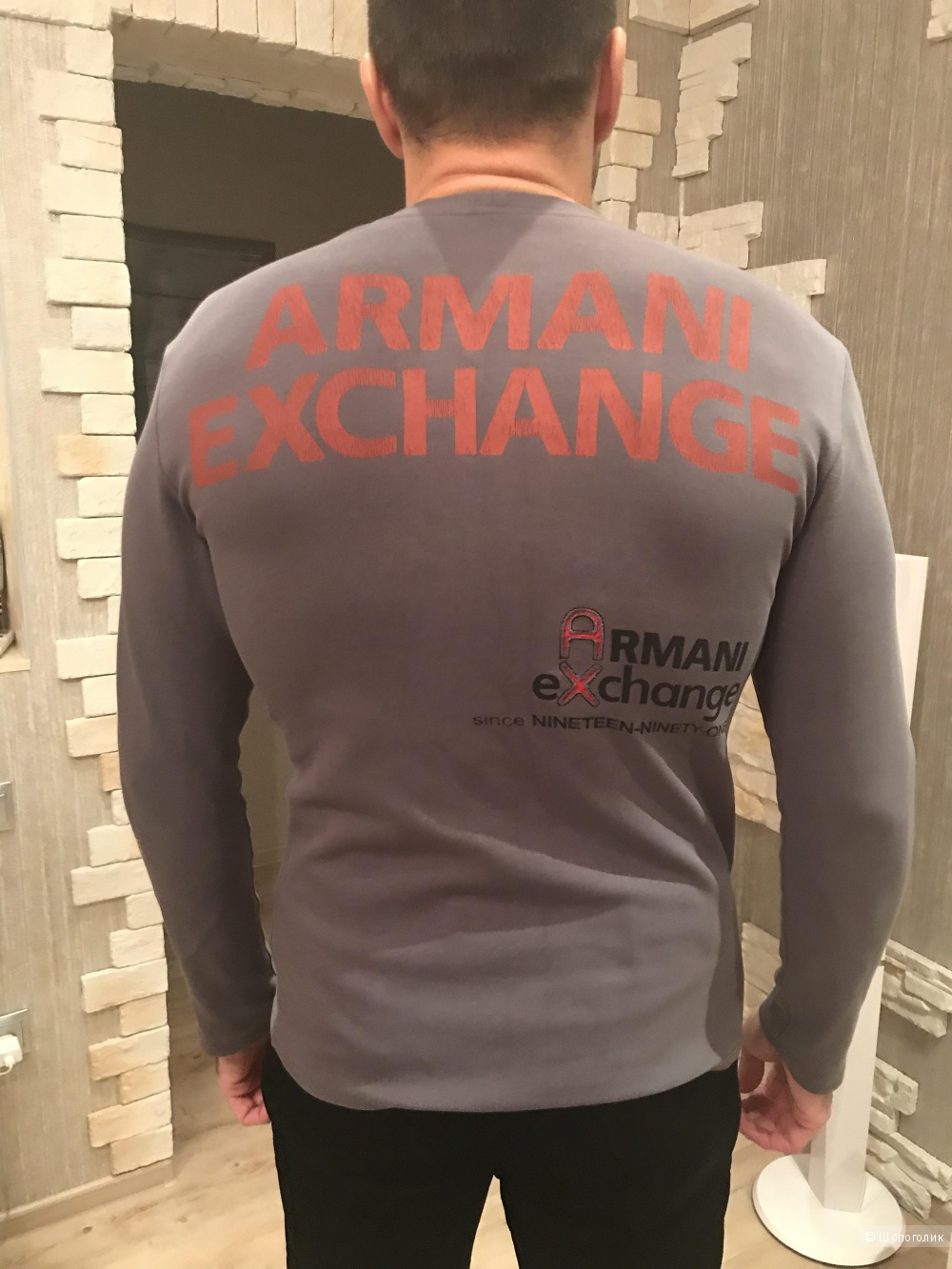 Кофта,Armani Exchange,L-XL