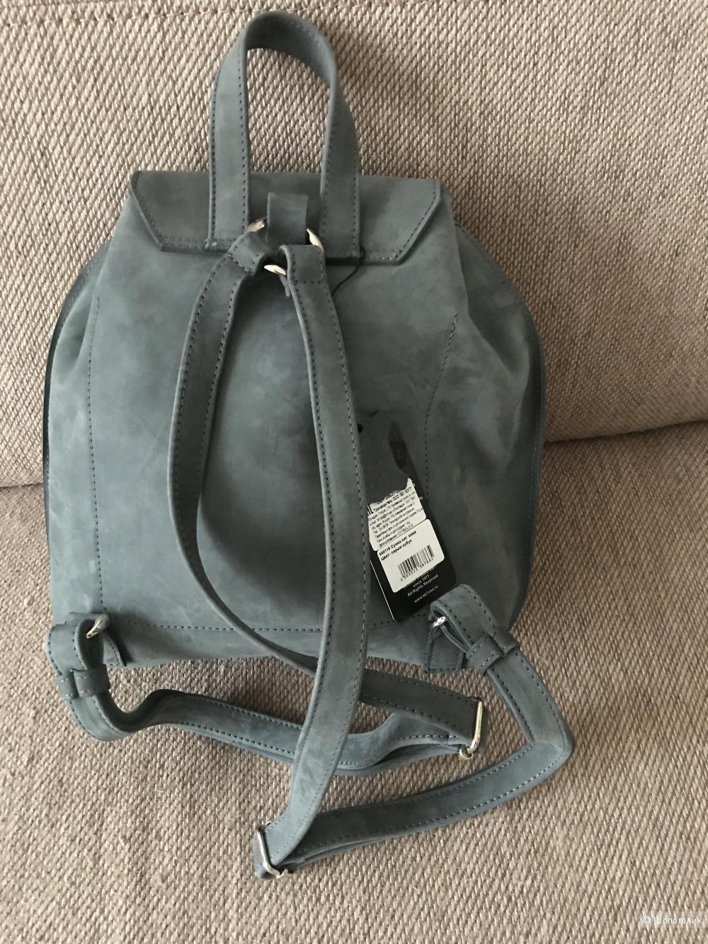 Рюкзак из нубука SONGO