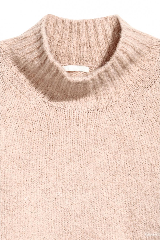 Джемпер из смесовой шерсти H&M, размер XS