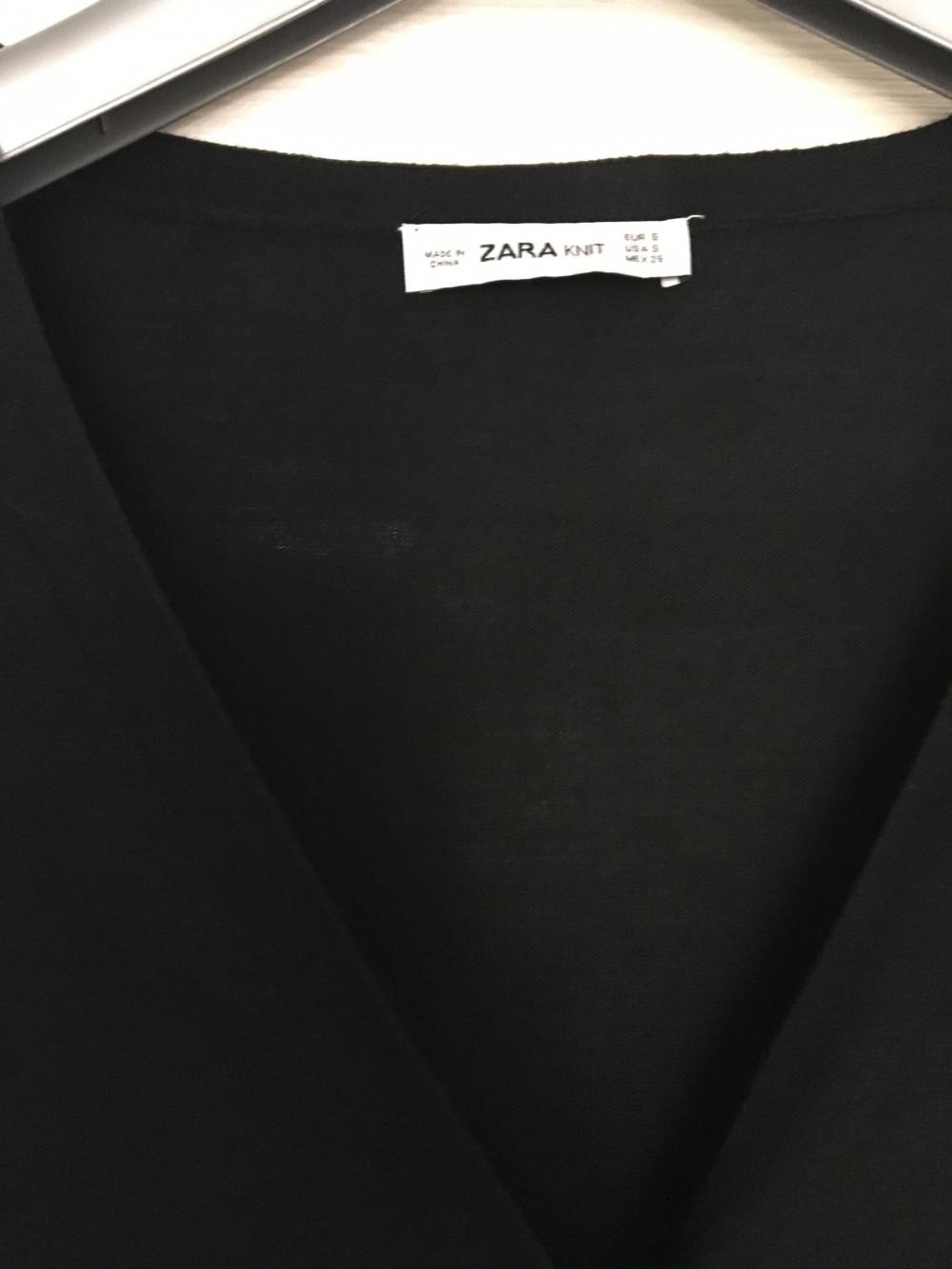 Кардиган Zara Knit, oversize