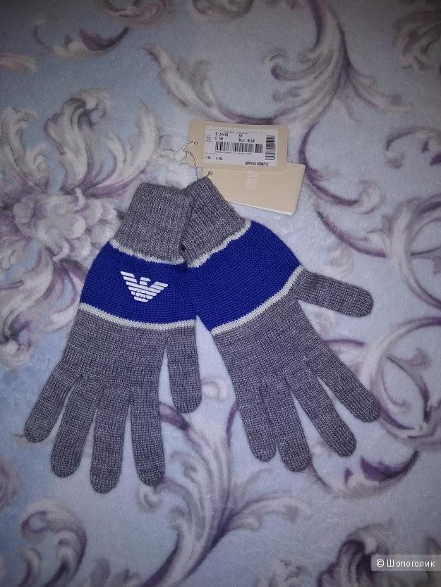 Перчатки ARMANI JUNIOR, 16 лет