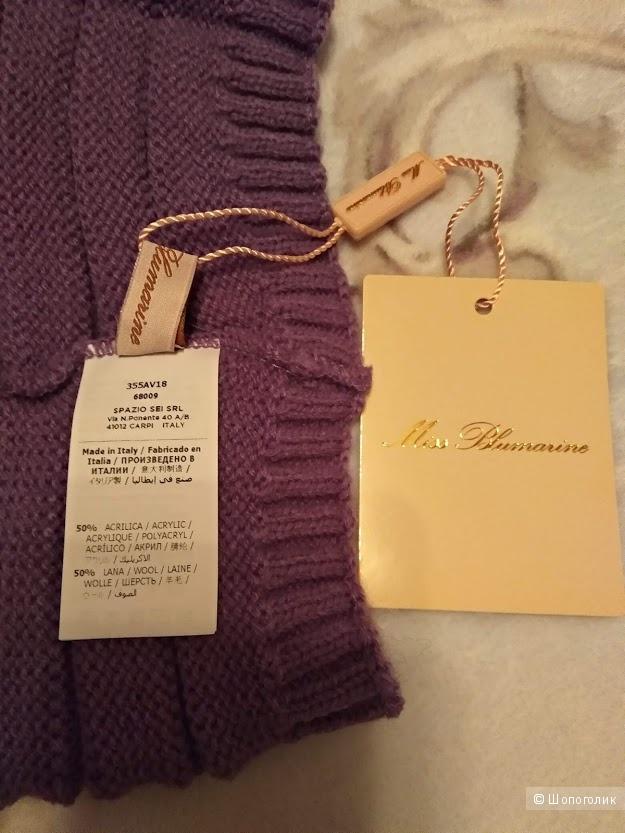 Комплект Снуд + Перчатки Miss Blumarine, 8 лет