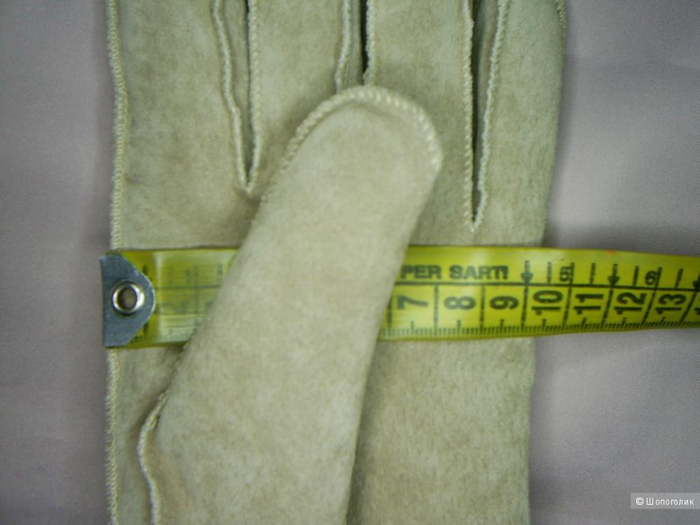 Перчатки р M-L.