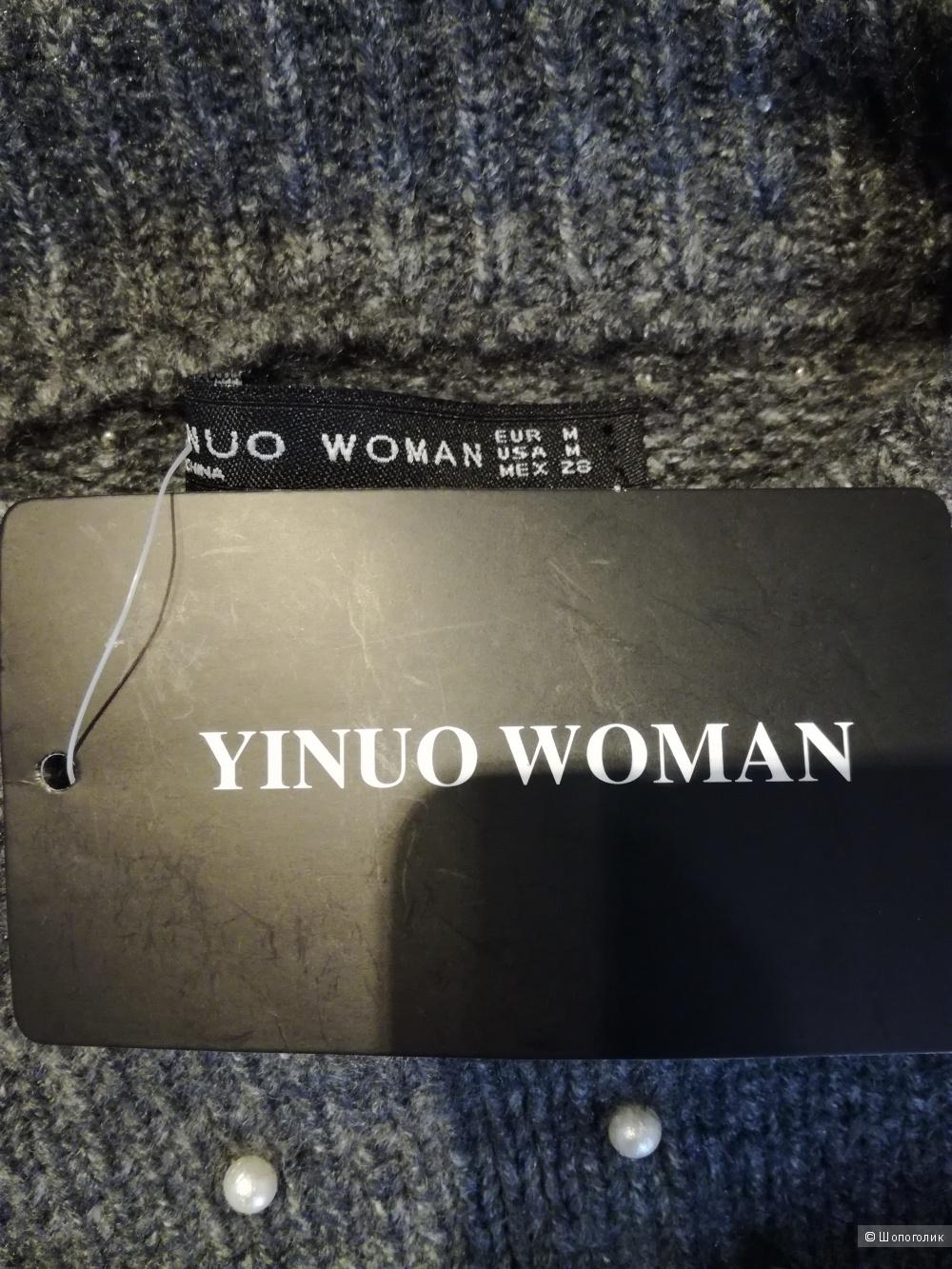 Джемпер YINUO WOMAN 44-46 р.