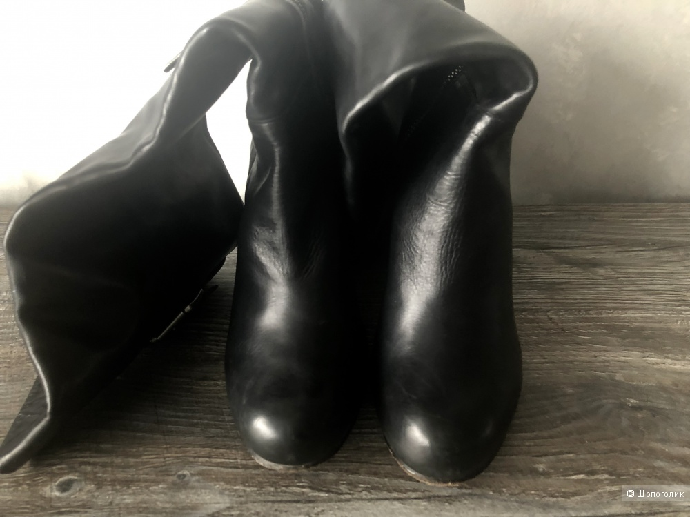 Сапоги DKNY, размер 37,5-38.