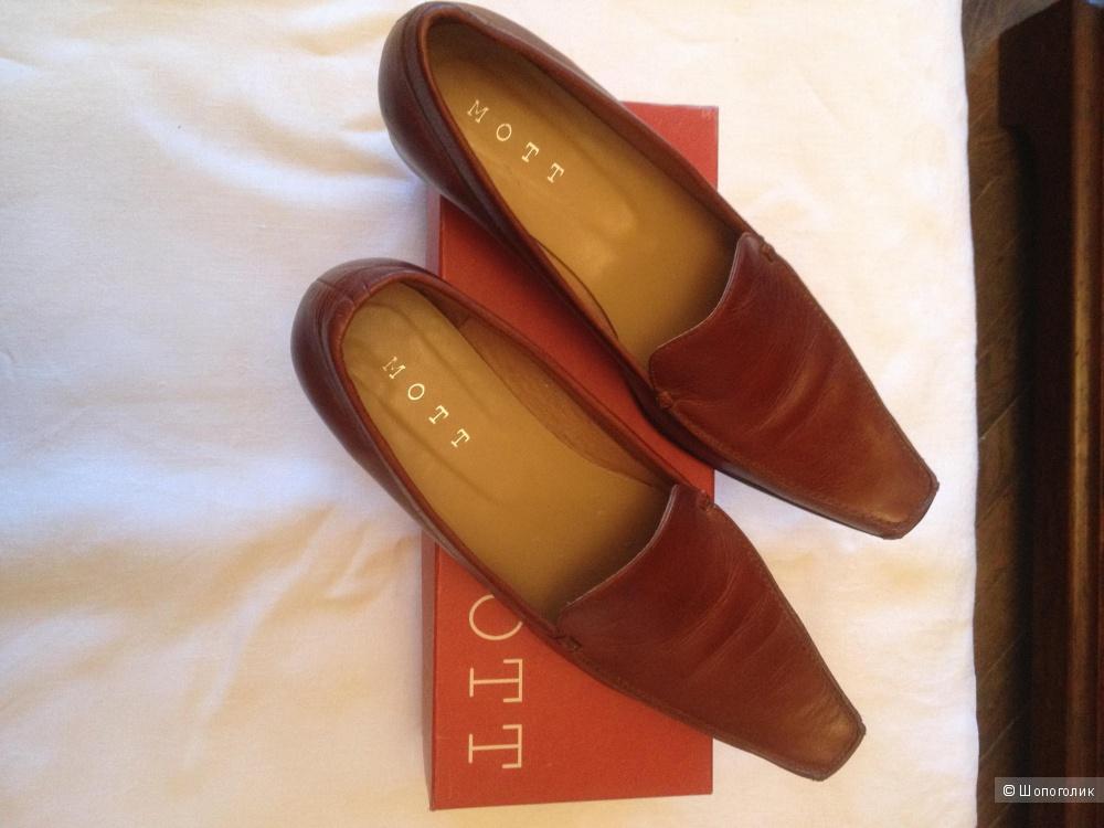 Туфли кожаные  MOTT размер 38