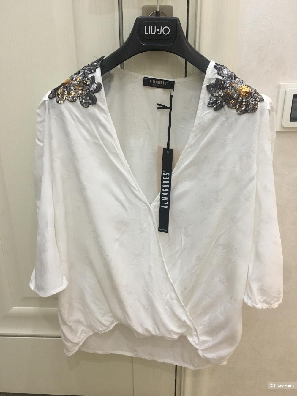 Блузка ALMAGORES, РАЗМЕР 42