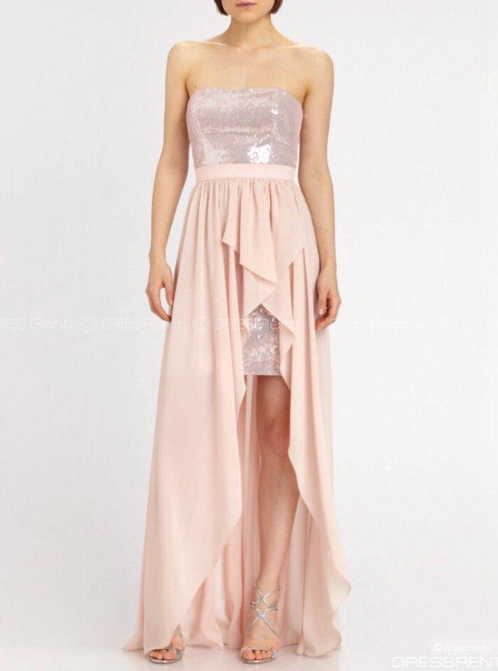Платье от Aidan Mattox М/L