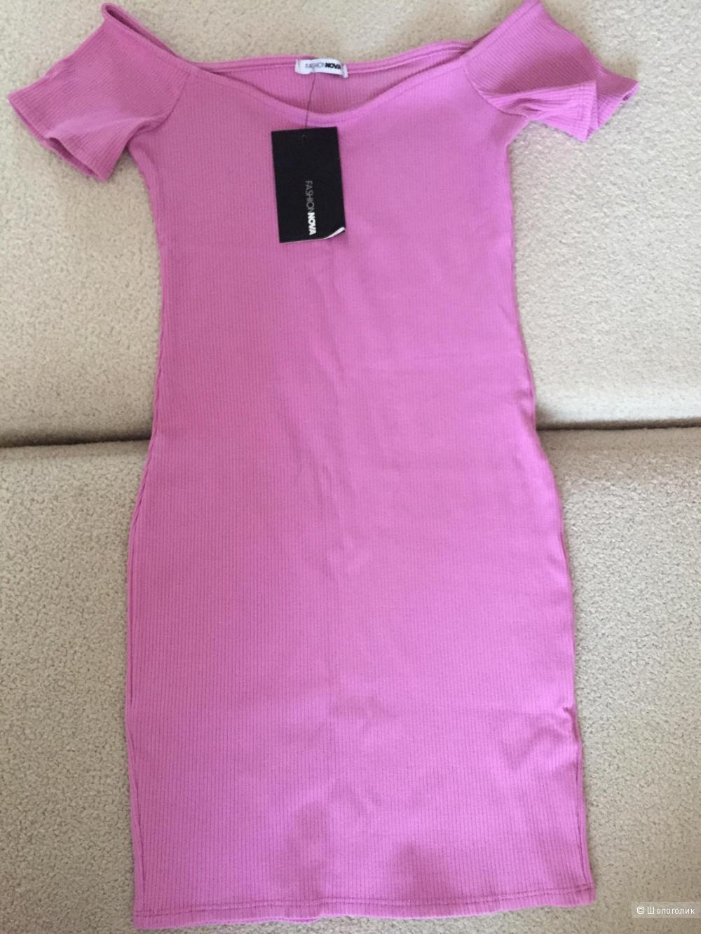 Платье FashionNova США размер 42.