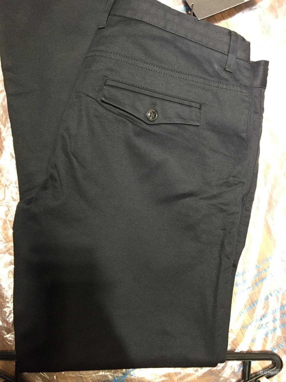 Мужские джинсы-брюки ZARA. р.34 (48-50) L