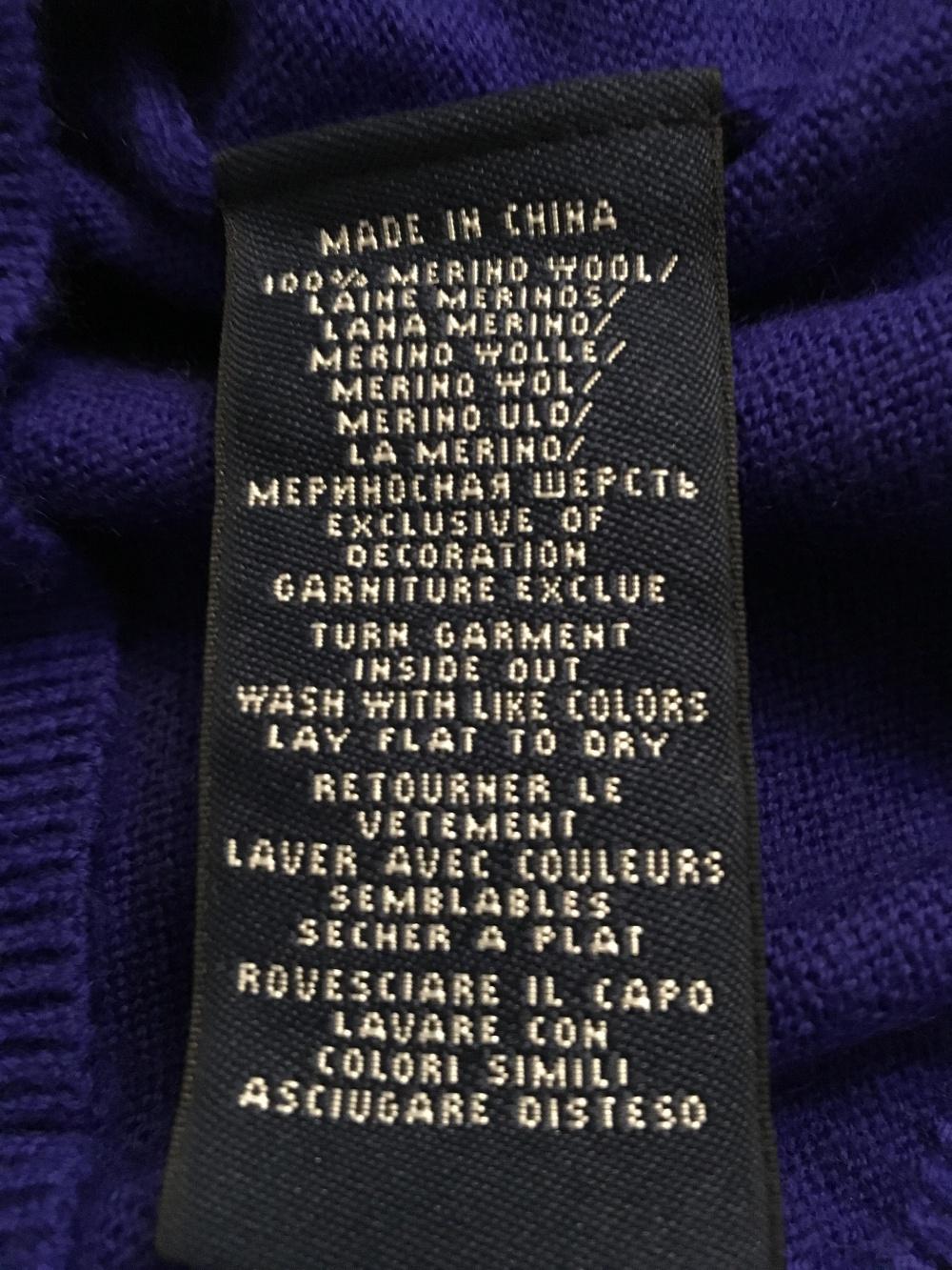Джемпер Ralph Lauren sport, размер S/M