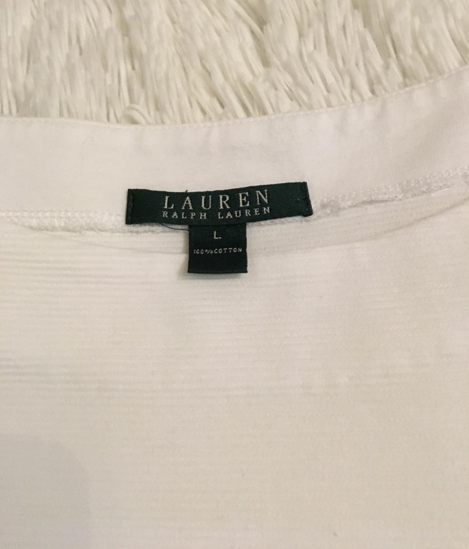 Топ Ralph Lauren, размер oversize