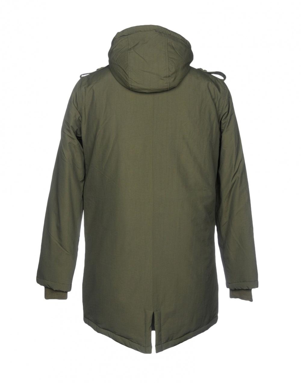 Куртка парка NO ZONE размер L маломерный