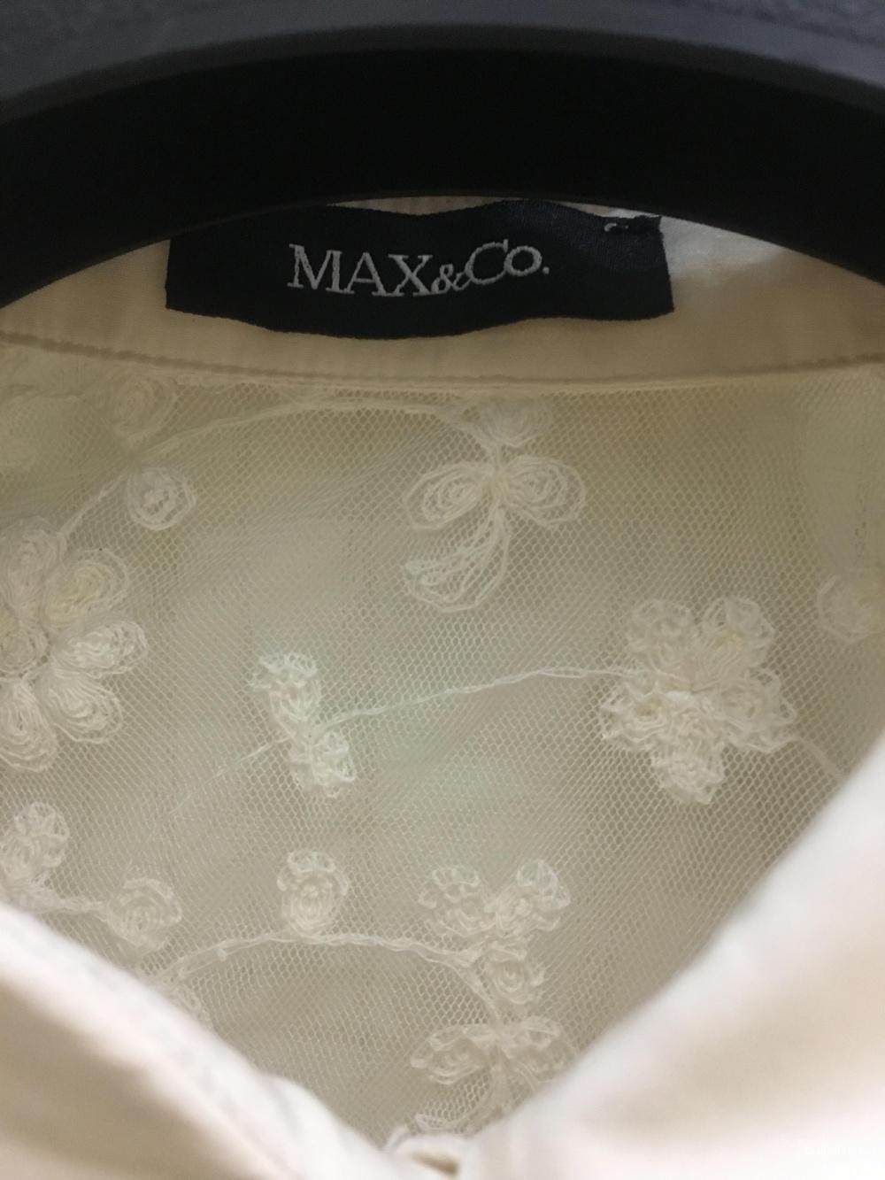 Блузка Max&Co, размер 38 (xs-s)