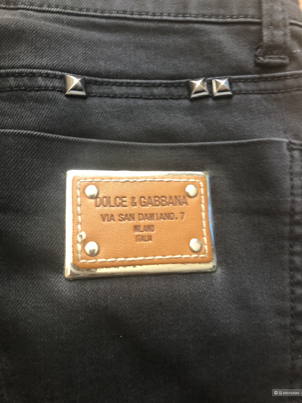 Джинсы Dolce&gabbana, размер 50