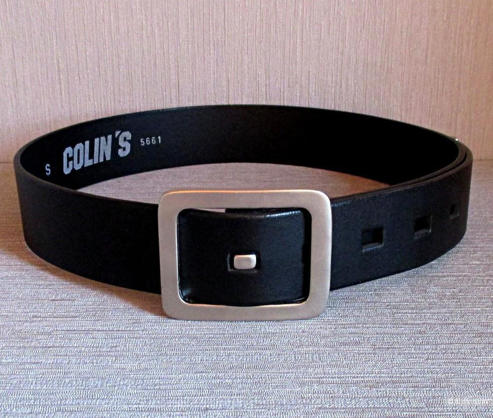 Ремень Colins кожаный размер S