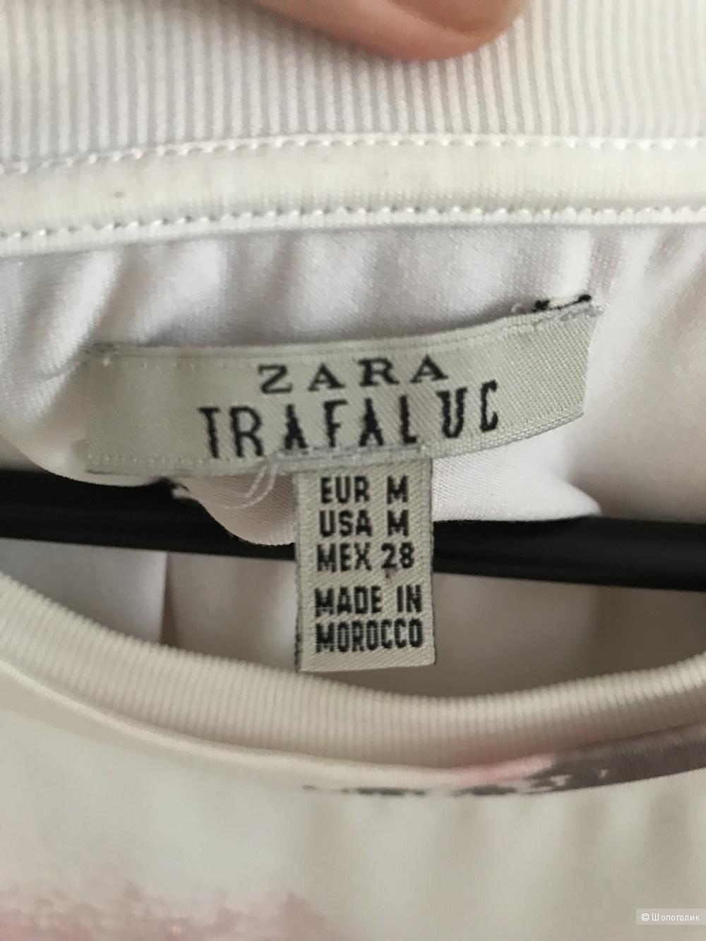 Майка Zara, размер M-XL