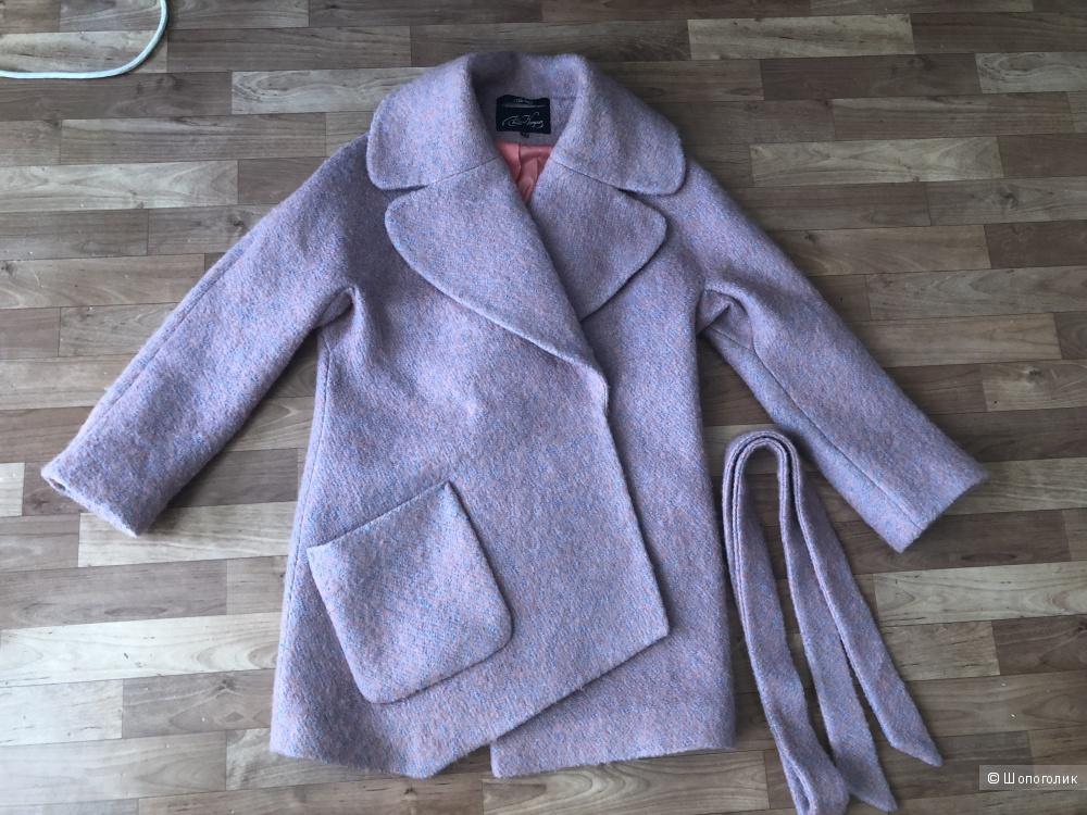 Пальто Леди Каприз, размер 42