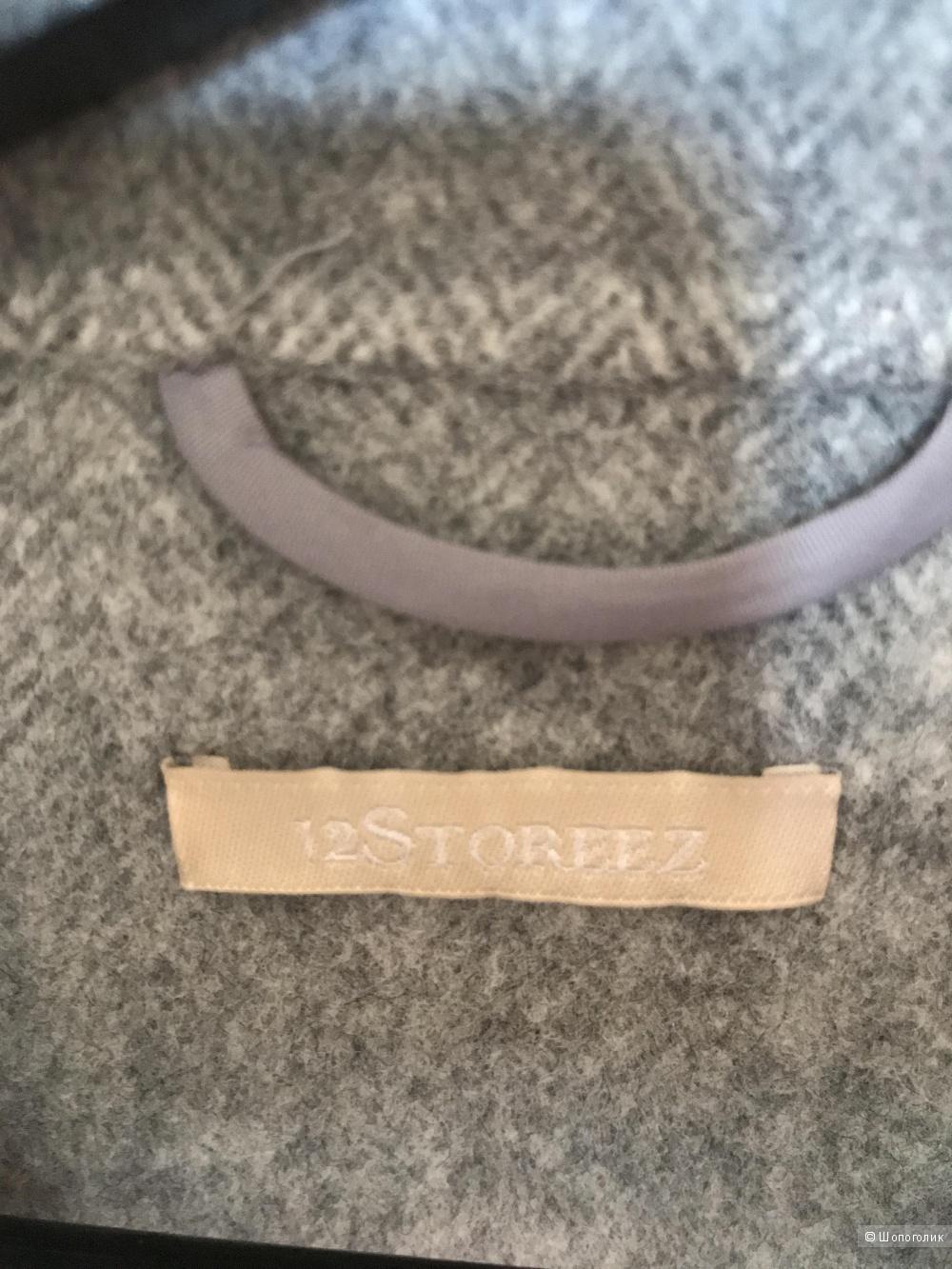 Пальто 12storeez, размер S