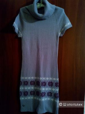 Платье-туника LeMonada, размер 42