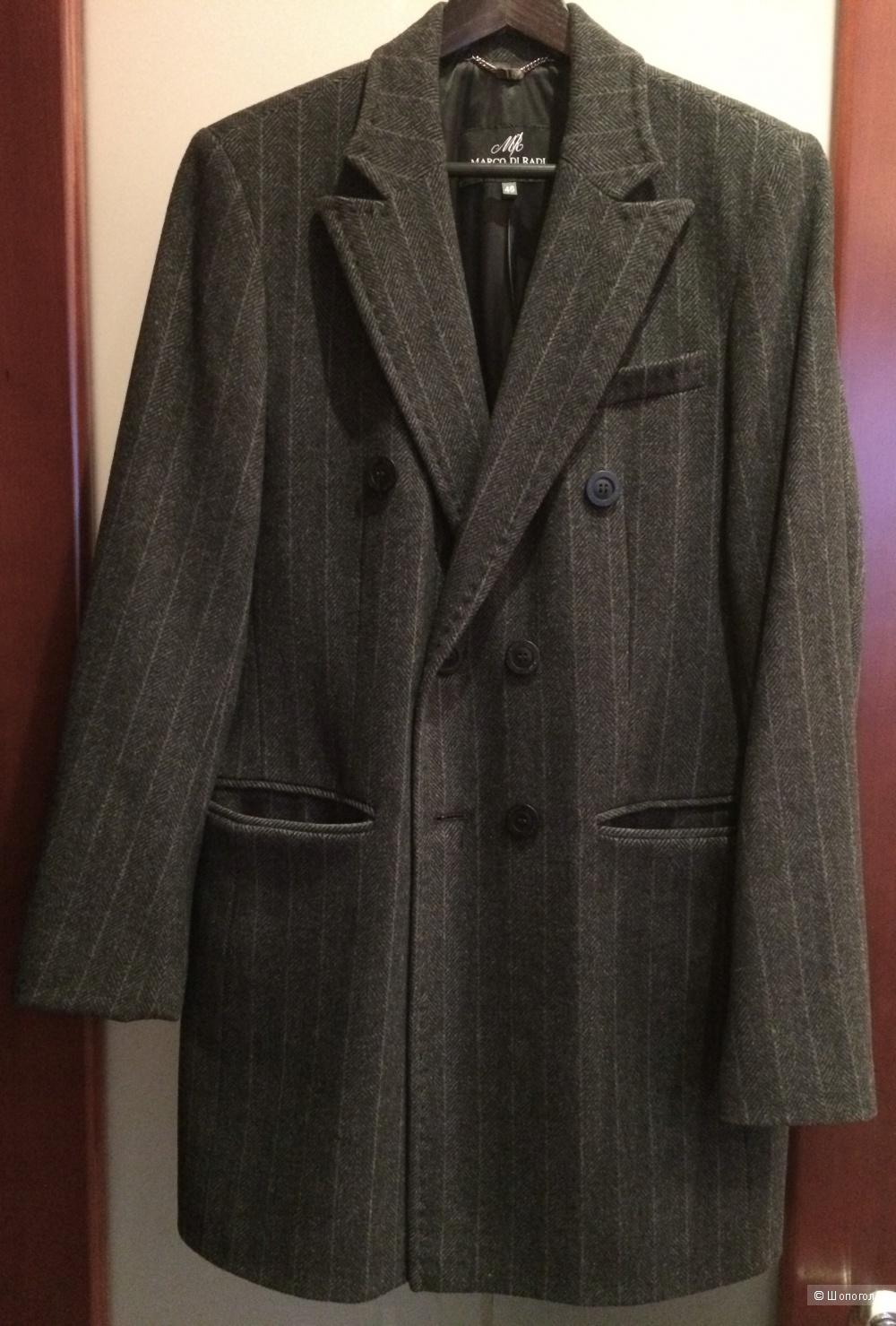 Пальто, Marco di Radi, размер 46/48