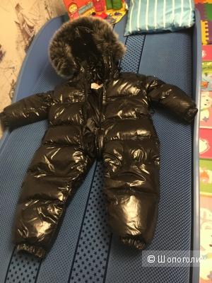 Детский комбинезон Moncler, размер 82