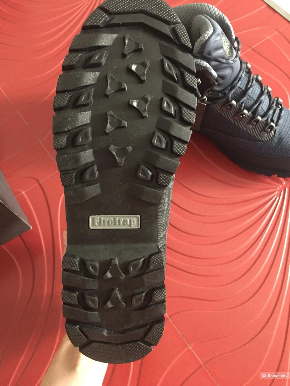 Ботинки Firetrap, размер 42