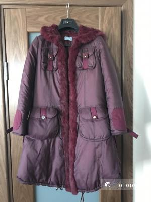 """Пальто  для девочки « Blumarine"""", 12 лет."""