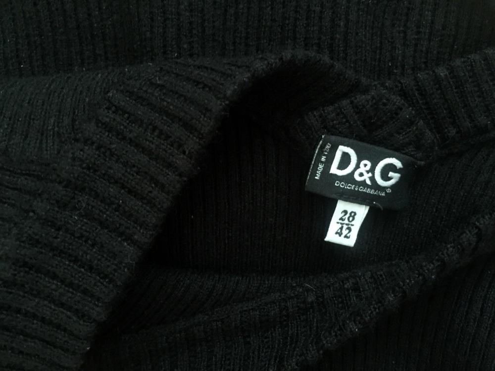 Свитер D&G (S)