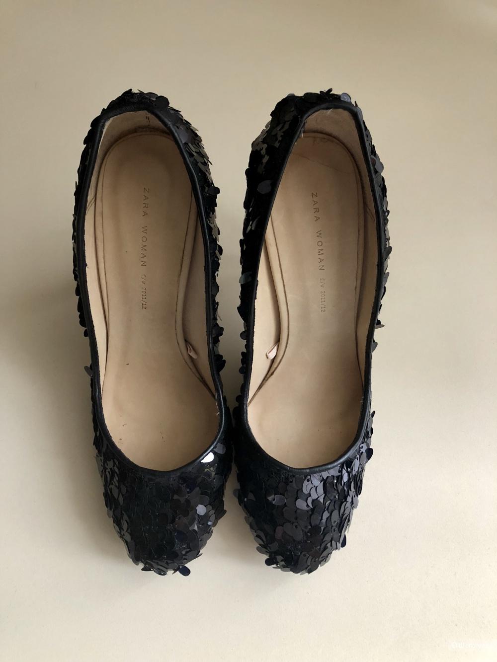 Туфли  ZARA WOMAN размер 37