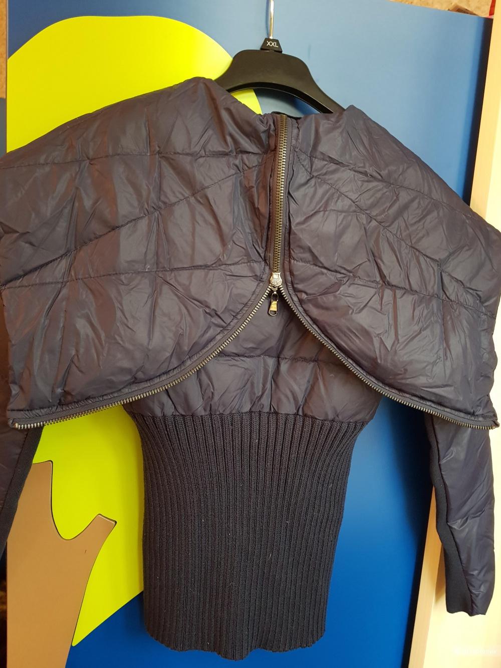 Новая куртка пуховик Pinko 38 размер