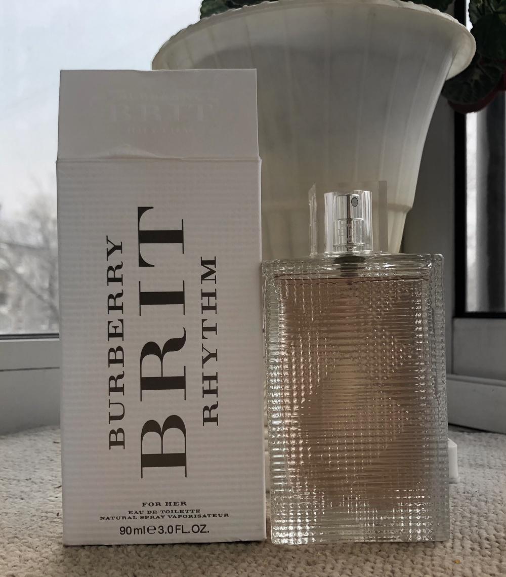 BURBERRY BRIT RHYTHM EDT 90ml