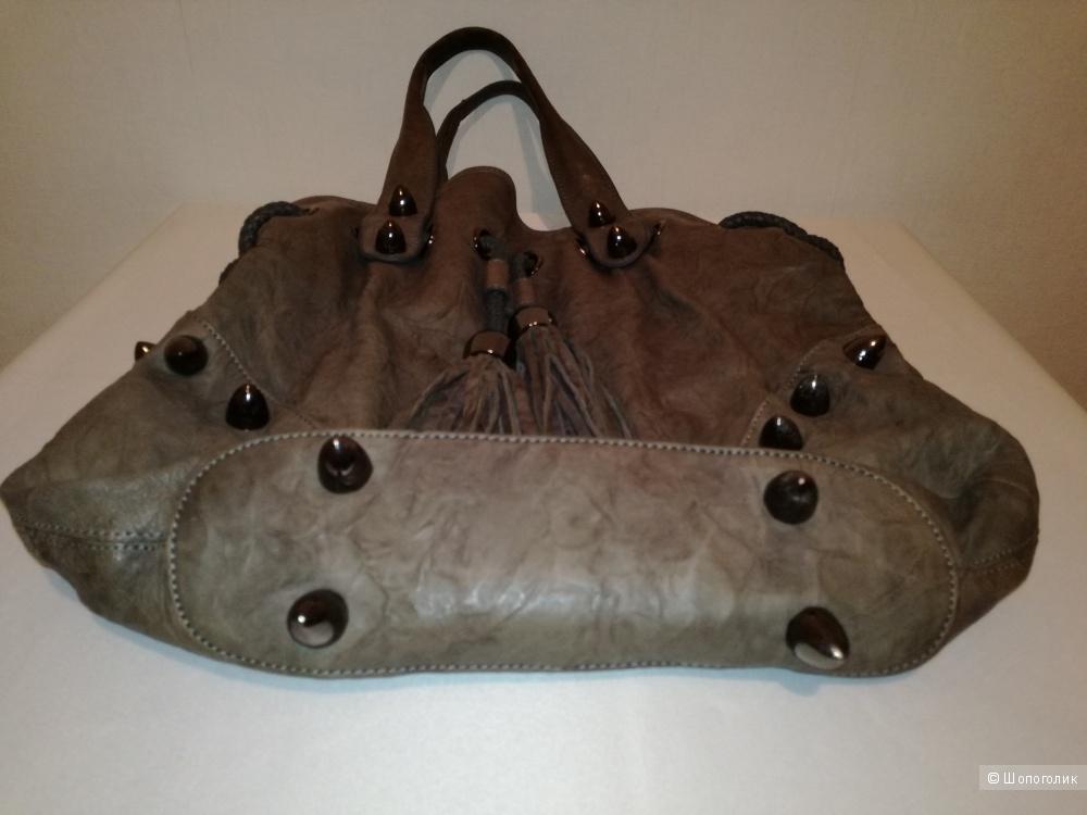 Thomas Wylde сумка кожаная
