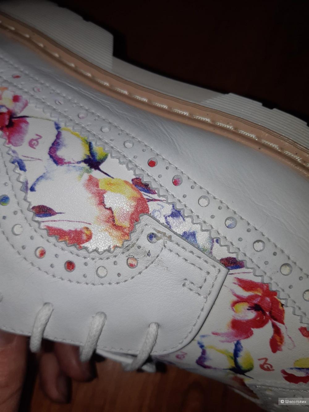 Ботинки NERO GARDINI Junior 38р