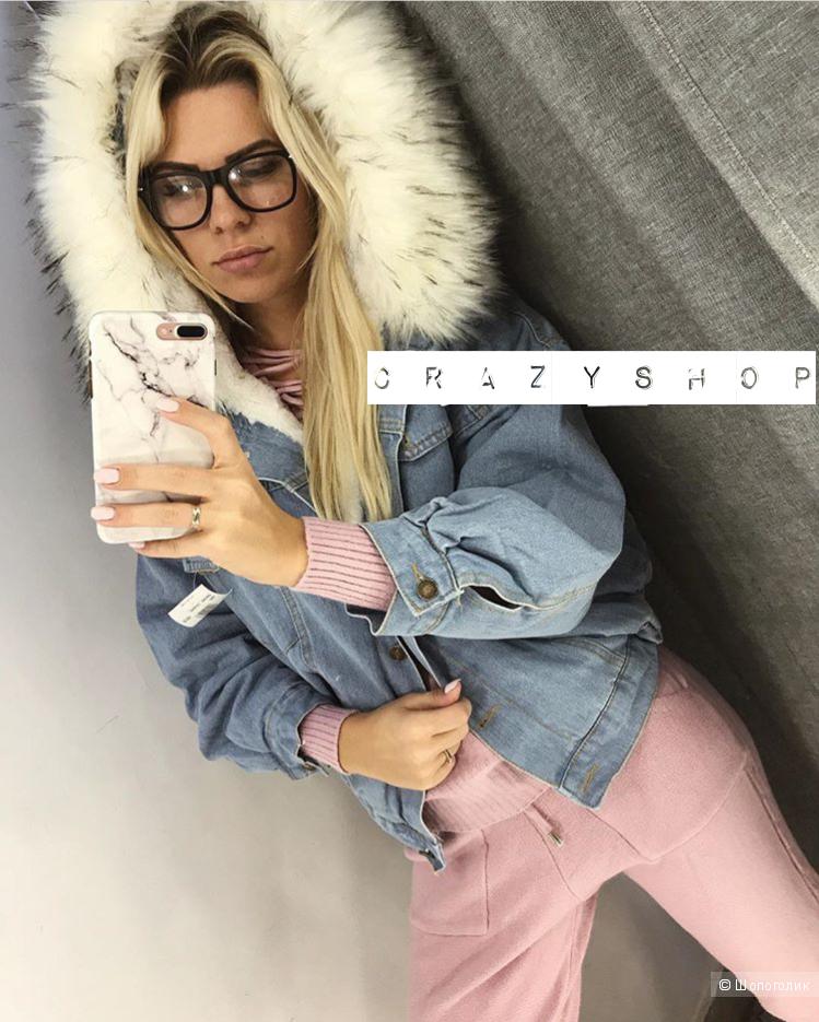 Куртка Jeans Fur, 46-48