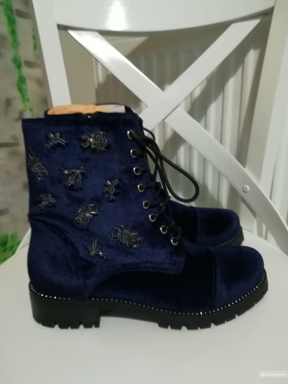 Ботинки Alba,размер 38-38,5