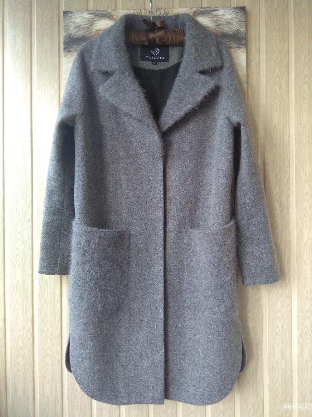 """Пальто """"Tazetta"""" размер 44-46"""