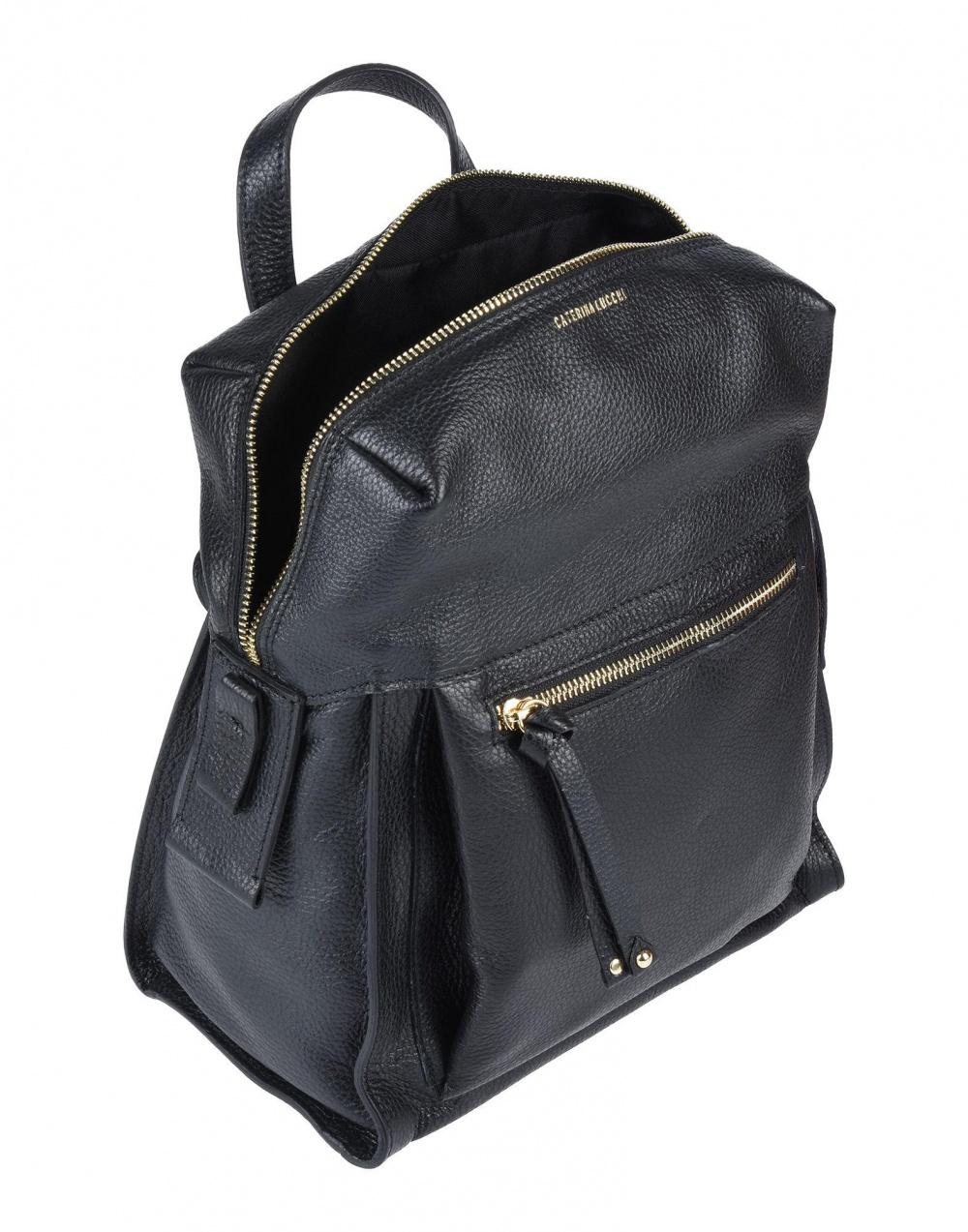 Кожаный рюкзак Caterina Lucchi