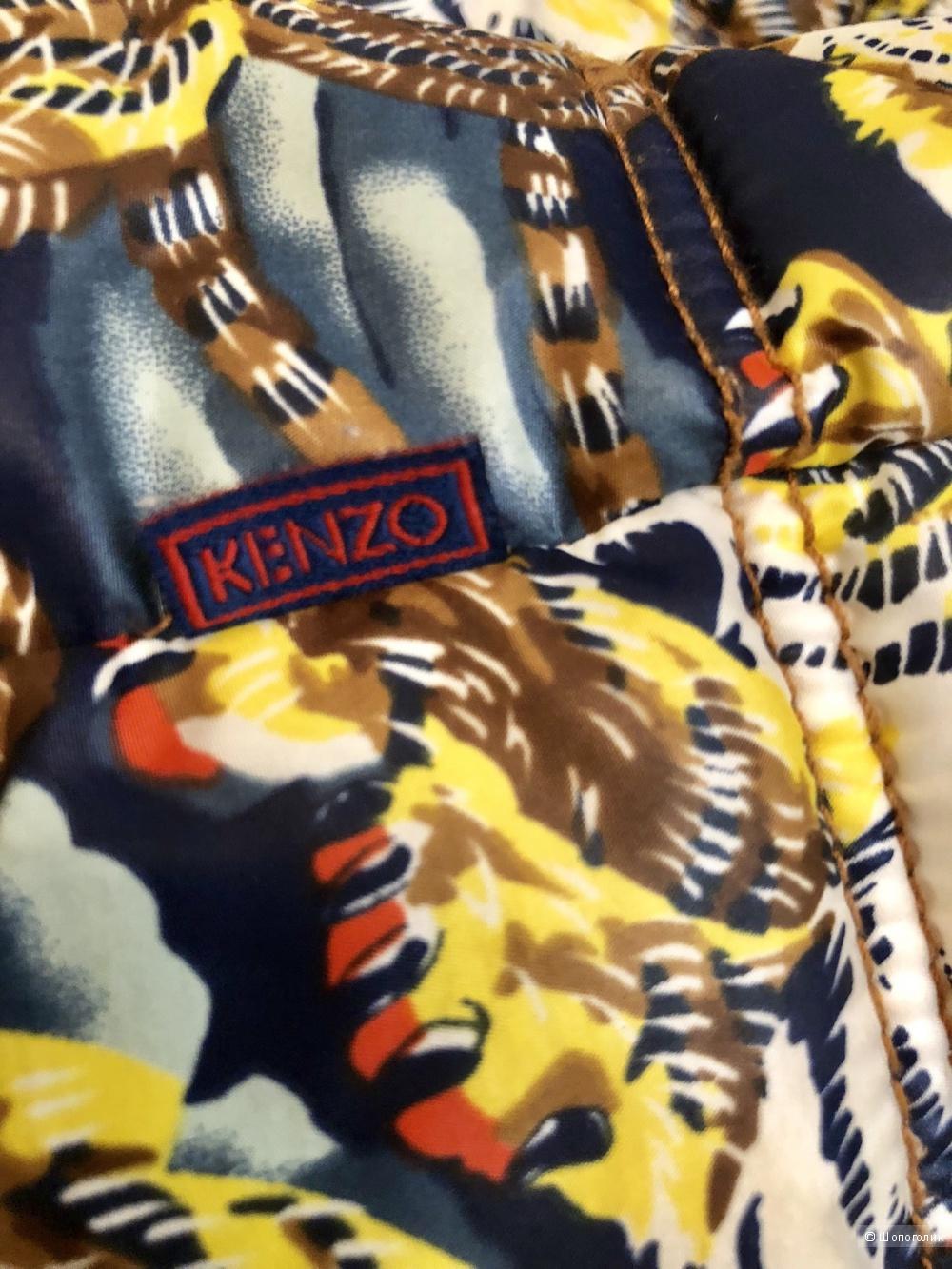 Куртка Kenzo, размер 44-46.