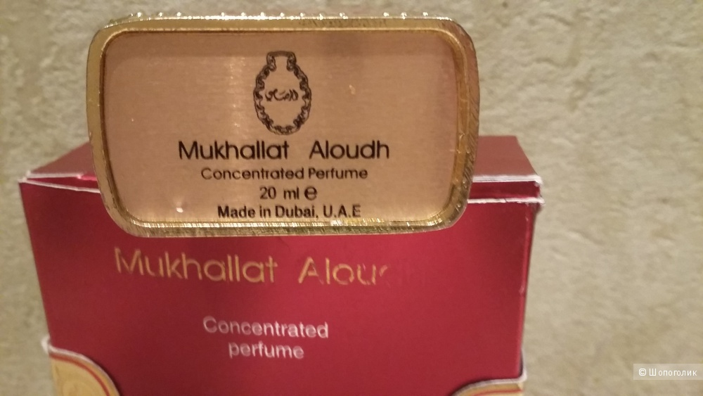 Арабские духи  Rasasi Mukhallat Al Oudh 20ml