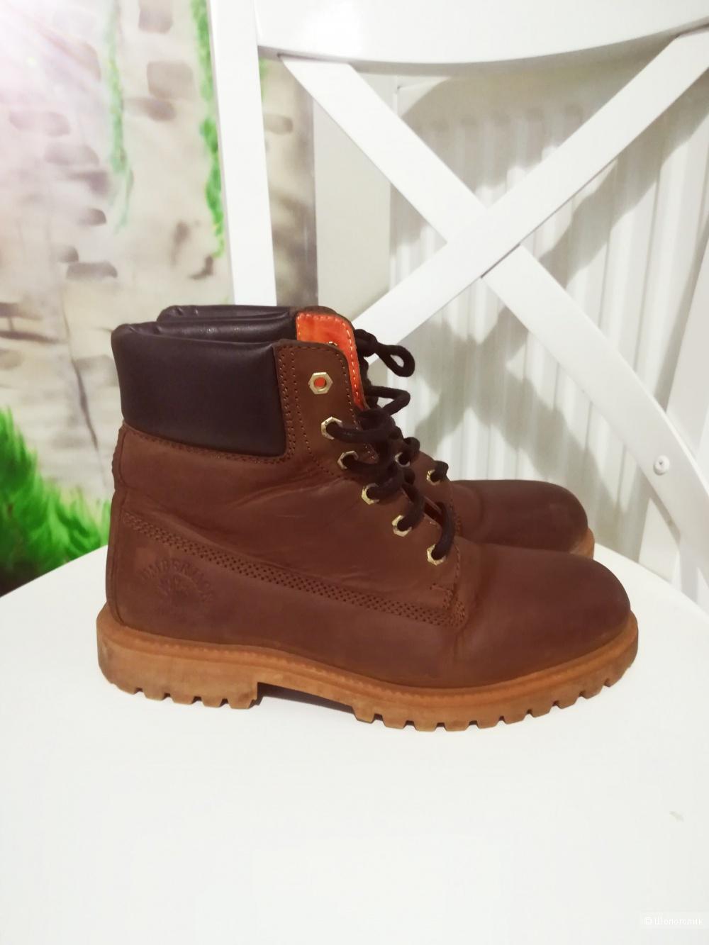 Ботинки Lumber jack,размер 38