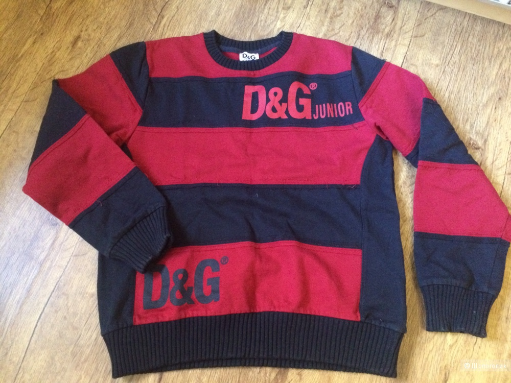 Свитшот D&G junior размер 12