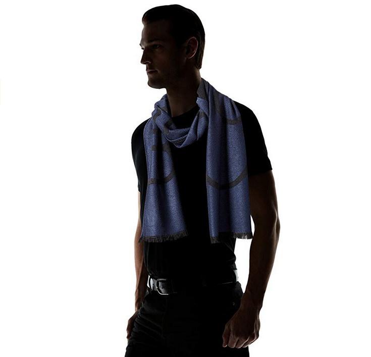 Шарф мужской Calvin Klein, 30 * 174 cm