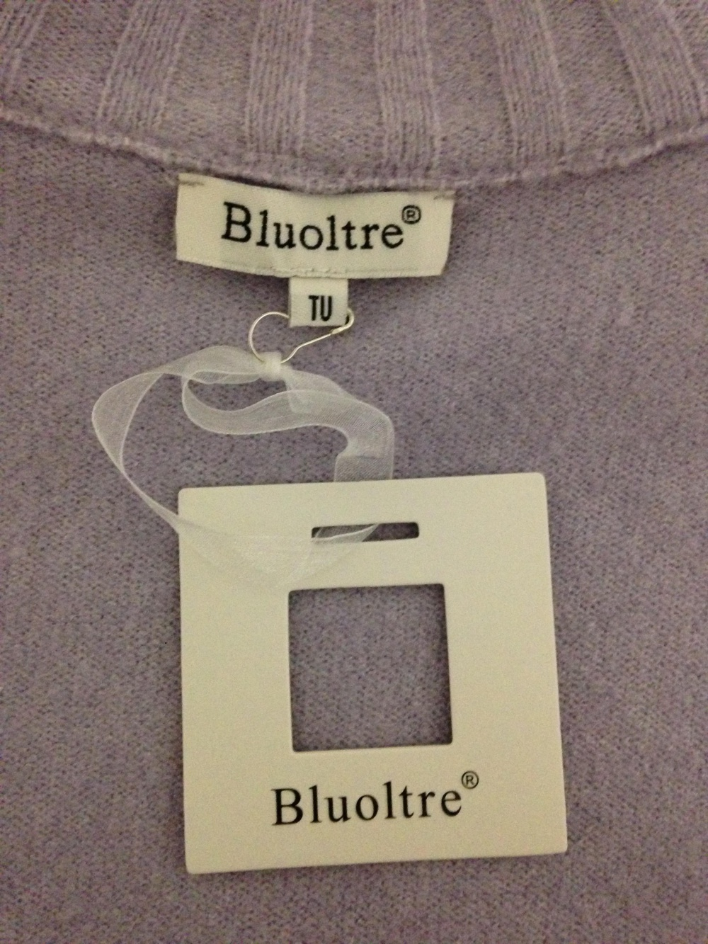 "Свитер "" Bluoltre "", размер L"