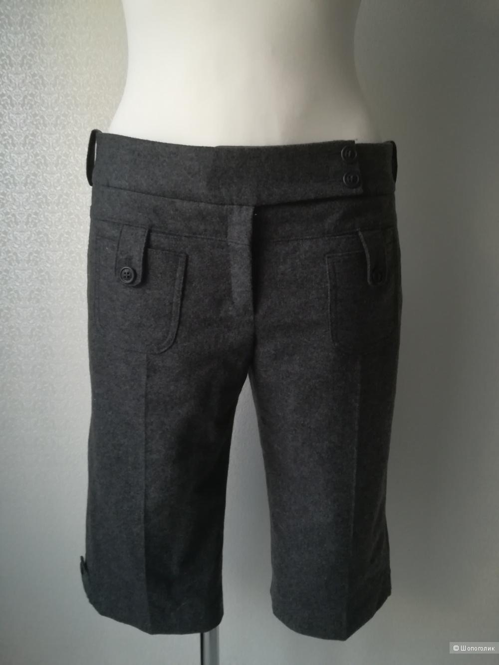 Шерстяные шорты Ted baker,размер 44-46