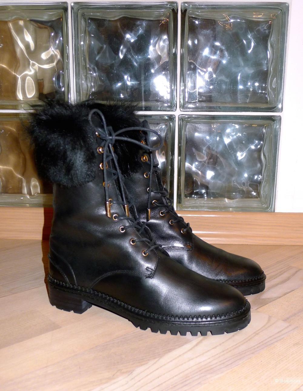 Ботинки Massimo Dutti размер 37