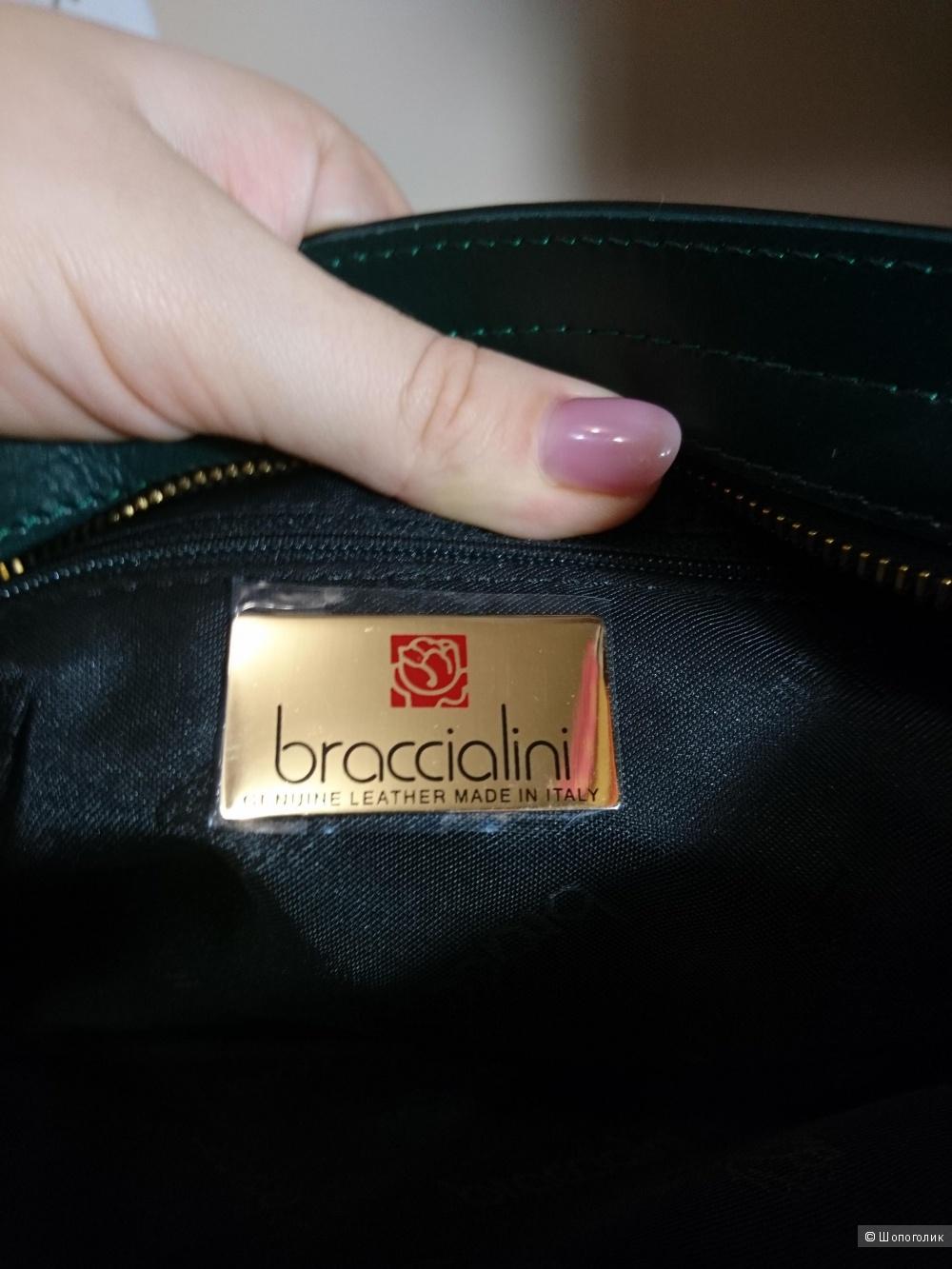 Сумка Braccialini s размер