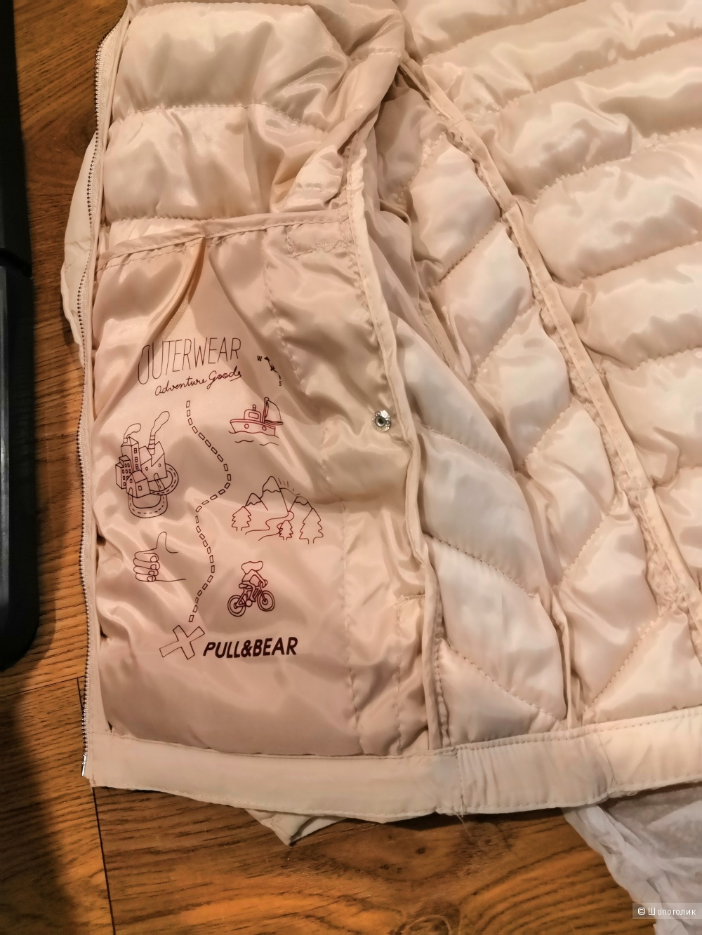 Куртка утеплённая женская Pull&bear, 42-44